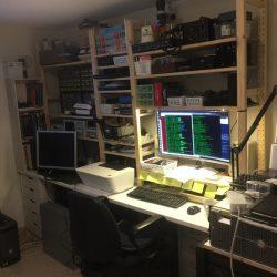 electronics lab servers arduino raspberry pi soldering