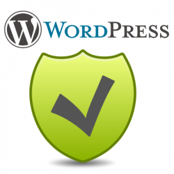 wordpress sikkerhed